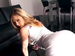 Alexis Texas, solo, groot gat, terg, softcore, dans, babe, nabyskoot, pornstêr