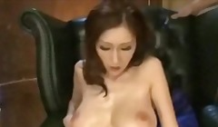Big tits julia oil fetish body