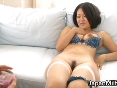 masturbation, hot mom, mature, interracial, asian, japanese, mom, milf,