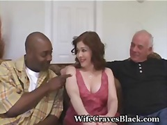 Pèl-Roges, Swingers, Interracial, Dona, Peludes