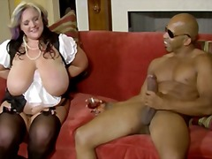 interracial, bbw, big boobs