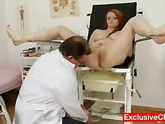 medical, closeups, k.d., roleplay, enema, kinky, cervix, exclusiveclub.com, gaping, examination, gyno, doctor