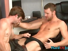 hunk, sucking, gayporn, gay, bigcock, blowjob, big, cock, hardocre, gaysex, gay-hardcore, stud, office