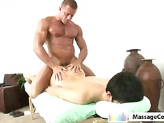 massage, big dick, homo, huge cock, shaved, hand job, frat, daddy, oil, blowjob