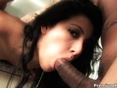 hard fuck, brunette, oral, big dick, interracial, black hair, blowjobs,