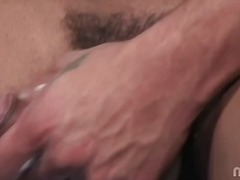 solo, lits, latines, tatouages, strip, masturbation, gay