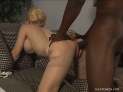 blond, hard, bril, oraal, milf, bj, inter-ras