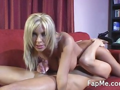 Naughty milf is ready to go crazy