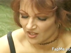 hard, outfit, girl-on-girl, cock-riding, sucking, outdoors, man, wanking, leather,