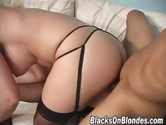 inter-ras, bj, hard, driesaam, pornstêr, blond, babe, milf, anaal
