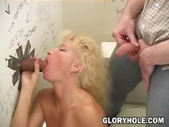 milf, bj, blond, inter-ras, amateur
