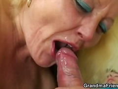 blowjob, threesome, blonde, hardcore, mature