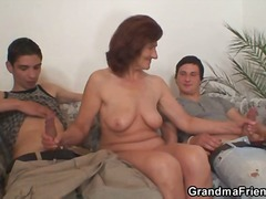 threesome, mature, amateur