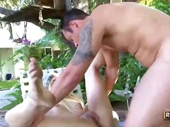 blond, bj, hard,