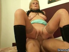 ouma, blond, nylon, hard