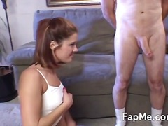 Yobt:shari, couch, naked, big-tits, fat, cock-riding, girl-on-girl, gets, wild, satisfy