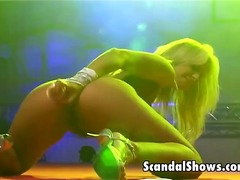 ass, strip, passion, blonde, big-tits, showing