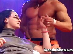 dancing, strip, posing, girl-on-girl, muscle, stripper, male, horny