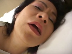 blowjob, asian, brunette, mature, k.d., sucking, japanese