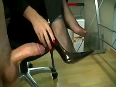 stockings, german, foot-fetish, fetish