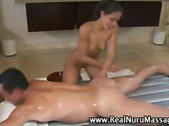 bj, draadtrek, hand job, babe, massering, fetish