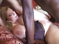 busty, model, pussy-eating, large-breasts, black, milf, big-dick, bbc, interracial, huge-tits, blonde, wife, cougar