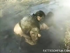 Collection of fat ass vids by fatties on film