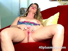 fingering, mature, housewife, wife