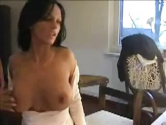masturbation, homemade, shaved, strip, pussy-rubbing, pussy-eating, solo