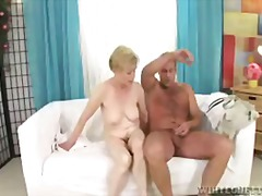 ouer, bj, blond, hard, babe