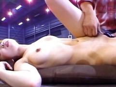 japanese, group, brunette, asian, fetish, hardcore, sex-toys, hairy, pussy-eating, toys