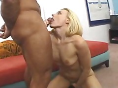 kom skoot, bj, milf, inter-ras, blond, gonzo