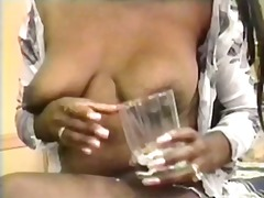 fetish, foot-fetish, milf, brunette, black, ebony, big-boobs, big-tits,