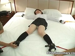 interracial, bondage, bdsm