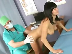 kinky, examination, insertion, clinic, pussy, gyno, doctor, exam, extreme, medical, hardcore, fist, speculum