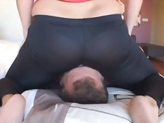 Suffered by her big ass