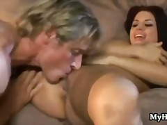 eva, big, latina, boob, one, facial, angelina, brunette, cumshot