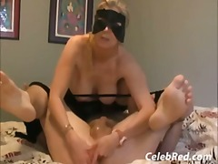 Blond, Dame, Bj, Hard, Hand Job