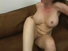 mom, fucking, housewife, boobs, hardcore, big, milf, plump, white, mother, creampie, busty, sofa, mommy, wife, brunette, step, tits