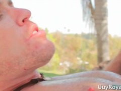 hardcore, creampies, hunk, babe, outdoors, fucking, gay, studs, anal