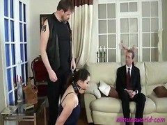 bdsm, fetish, ass, bondage, brunette