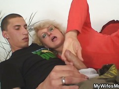 daughter, mature, blonde, handjob, scandal, hardcore, cheating, blowjob, granny, grandma, mom