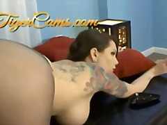 pantyhose, brunette, booty, smoking, model, tattoo, ass, cigarette, kinky, fetish