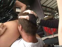 extreme, job, cum, banging, 3some, first, pussy, gaping, stretching, facial, young, blow, ass, insertion, fucking, anal