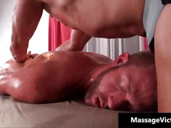 ass, hunk, rimming, gay, lick, massage
