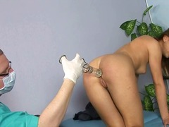 fingering, medical, doctor