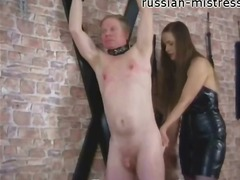 bondage, leder, female domination