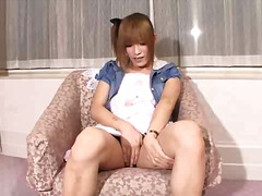 a Shemale Tube:  shemale, pov, tiete, asiër, solo, ladyboy,