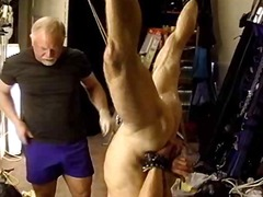 Bdsm, Hard, Knegskap, Hand Job, Dominasie
