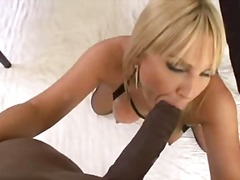 Flower Tucci, couple, masturbation, squirt, vaginal, blonde, heels, rimjob, high, cock